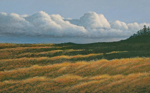 Port Townsend Painting - Westerly by Laurie Stewart