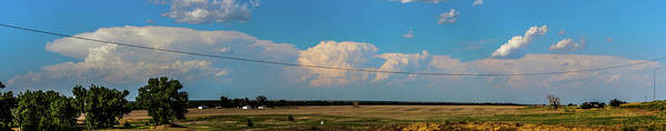 Photograph - Western Nebraska Thunderstorms 001 by NebraskaSC