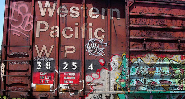 Photograph - Western Pacific by Anne Cameron Cutri