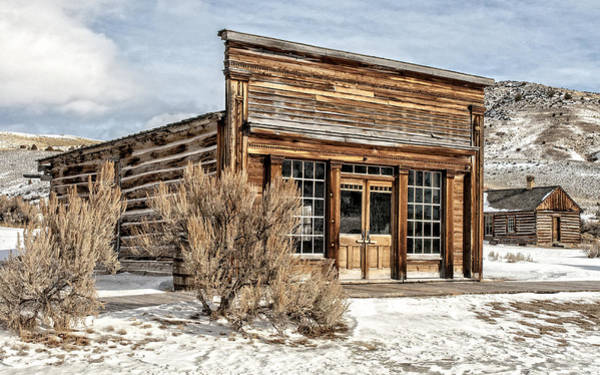 Photograph - Western Saloon by Scott Read