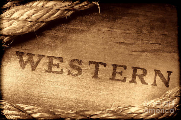Photograph - Western Stamp Branding by American West Legend By Olivier Le Queinec