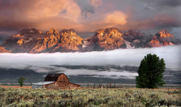 Photograph - Western Sunrise by Ronnie and Frances Howard