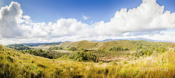 Untouched Wall Art - Photograph - Western Tasmania Panorama by Jorgo Photography - Wall Art Gallery