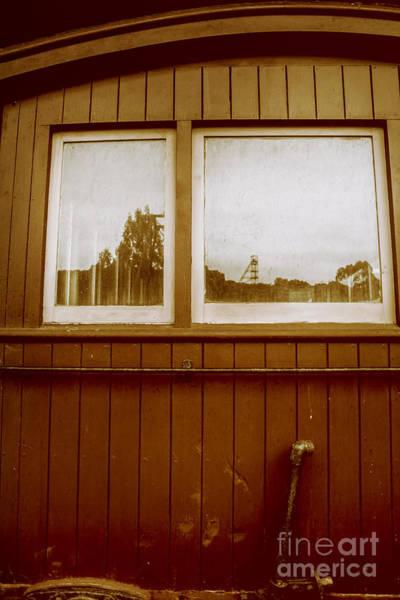 Wall Art - Photograph - Western Train Wagon by Jorgo Photography - Wall Art Gallery