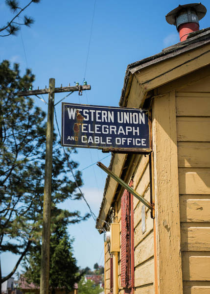 Photograph - Western Union by Robert Potts