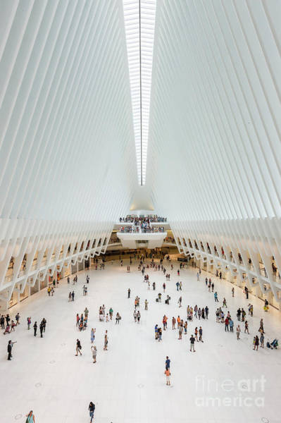 Photograph - Westfield World Trade Center IIi by Clarence Holmes