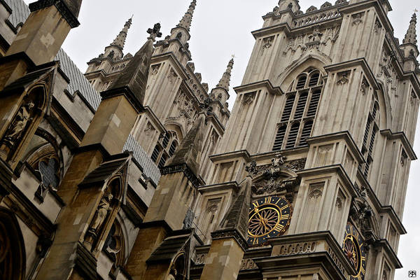 Photograph - Westminster Abbey by John Meader