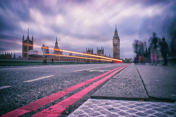 Wall Art - Photograph - Westminster London by Martin Newman