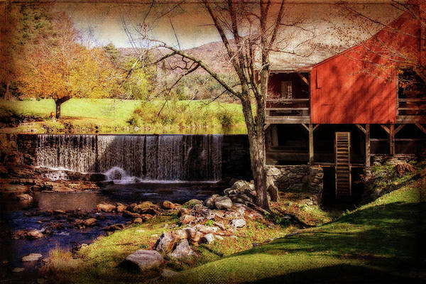 Wall Art - Digital Art - Weston Mill by Terry Davis