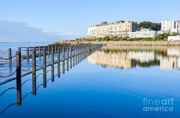 Photograph - Weston Super Mare Marina by Colin Rayner