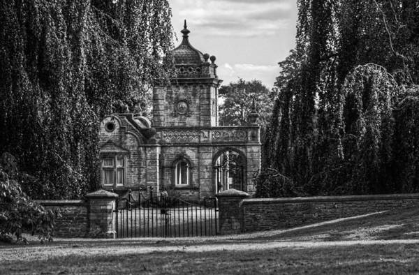Photograph - Westonbirt Gatehouse by Clare Bambers