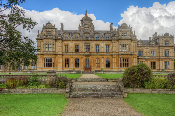 Photograph - Westonbirt School For Girls by Clare Bambers