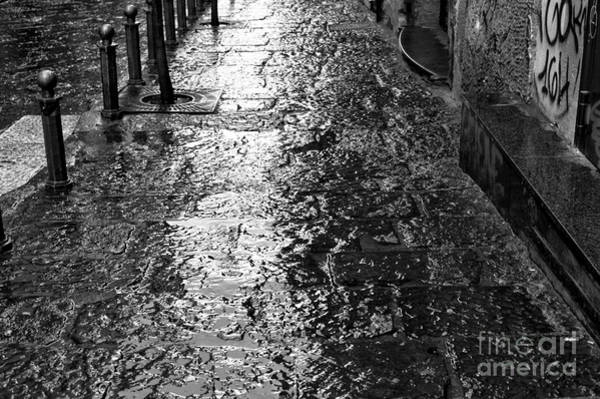 Wall Art - Photograph - Wet In Naples by John Rizzuto