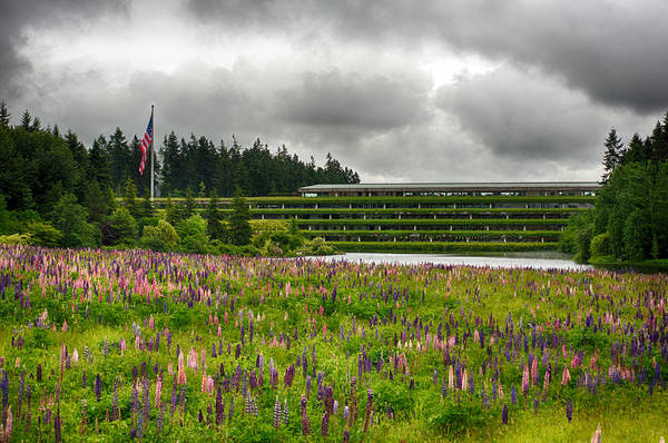 Photograph - Weyerhaeuser Headquarters by Dan McManus