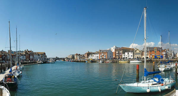 Photograph - Weymouth Harbour by Colin Rayner
