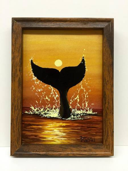 Painting - Whale Tail Maui by Darice Machel McGuire