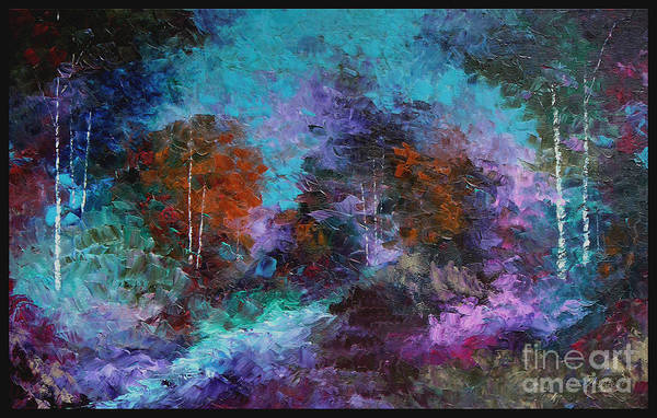 Wall Art - Painting - What A Colorful World by Steven Lebron Langston