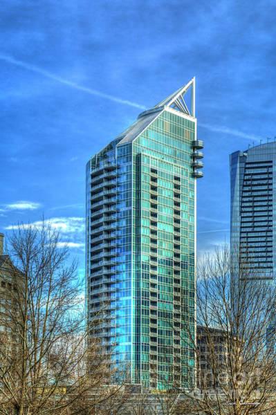Photograph - What A View Buckhead Grand 5 Star Living Atlanta Architectural Art by Reid Callaway