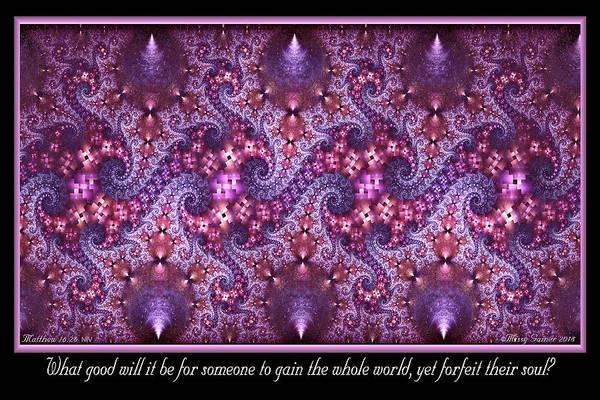 Digital Art - What Good by Missy Gainer