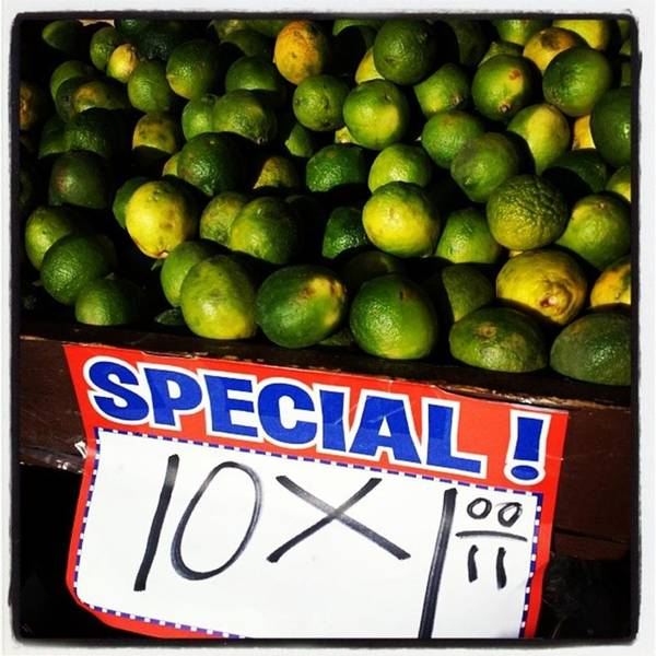 Photograph - What Lime Shortage? #dontbelievethehype by Mr Photojimsf