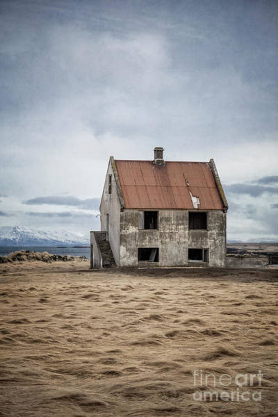 Abandoned House Photograph - What Once Was by Evelina Kremsdorf