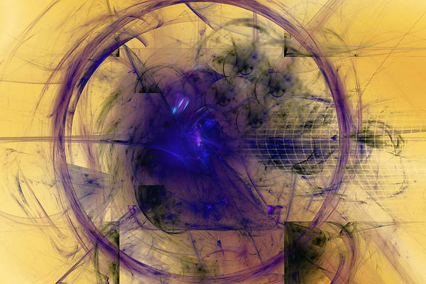 Digital Art - What She Said by Jeff Iverson