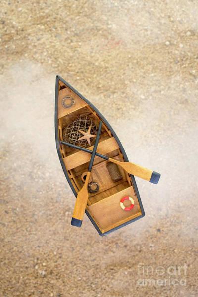 Oar Photograph - Whatever Floats Your Boat by Edward Fielding