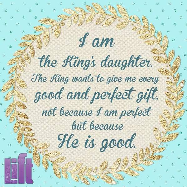 Design Photograph - whatever Is Good And Perfect Is A by LIFT Women's Ministry designs --by Julie Hurttgam