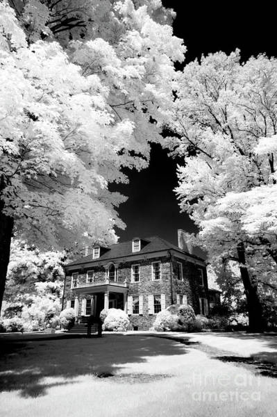 Photograph - Wheatland - James Buchanan's Home by Paul W Faust - Impressions of Light