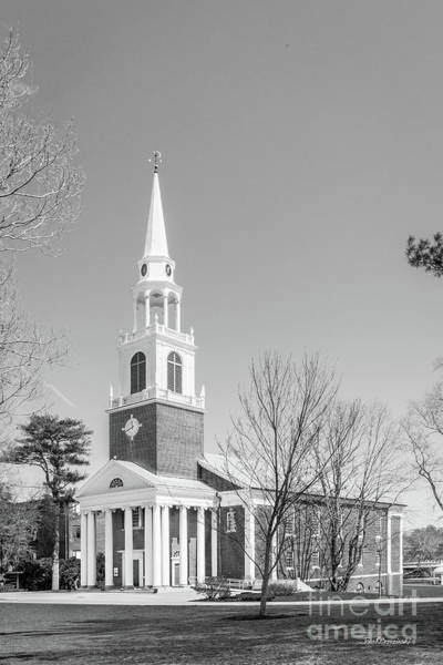 Photograph - Wheaton College Cole Memorial Chapel by University Icons
