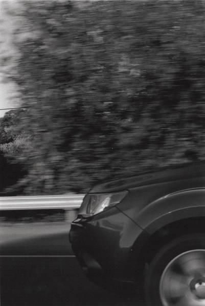 Photograph - Wheel Blur Photograph by Erik Paul