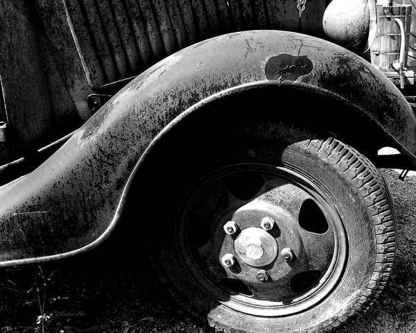 Photograph - Wheel Keeps On Turning by David King