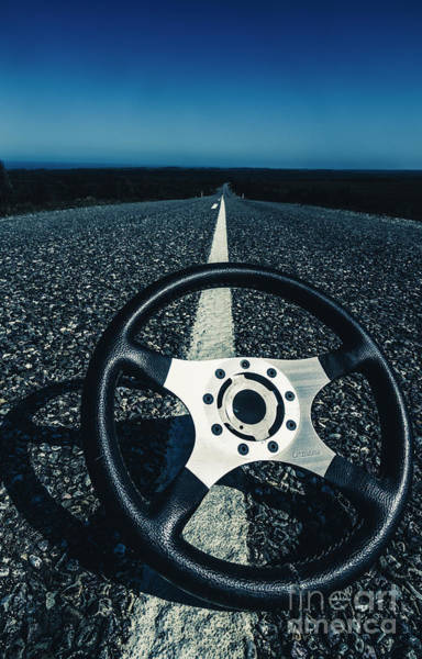 Photograph - Wheel Of Motorsports  by Jorgo Photography - Wall Art Gallery