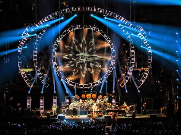 Phil Lesh Photograph - Wheel To The Storm by David Powell