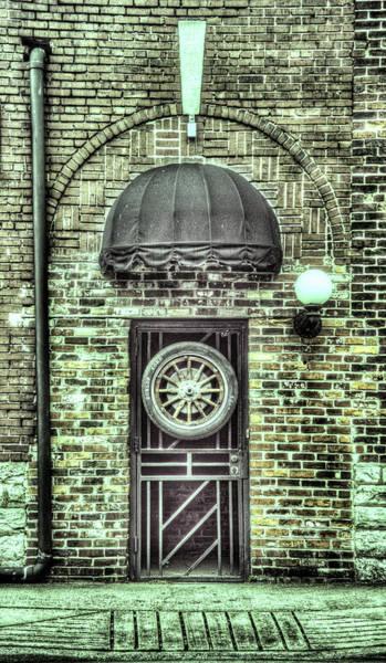 Wall Art - Photograph - Wheeled Door by Douglas Barnett