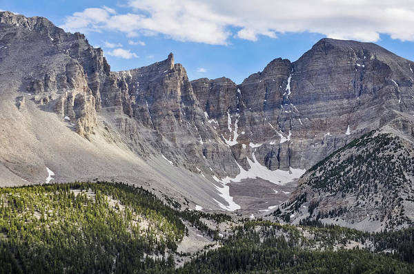 Photograph - Wheeler Peak Nevada by Kyle Hanson