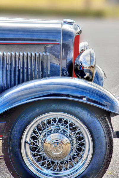 Photograph - Wheels by Sam Davis Johnson