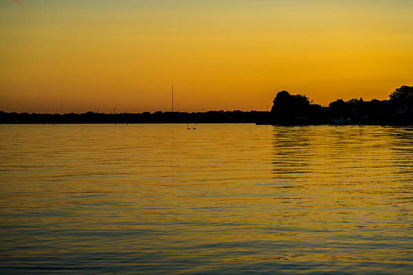 Sea Hunt Photograph - When The Day Burns Out  by Kristin Hunt
