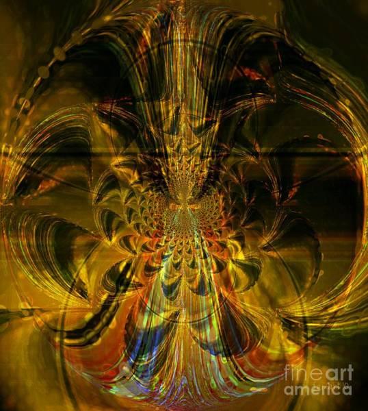Time Traveler Mixed Media - When Imagination Goes Deeper by Fania Simon