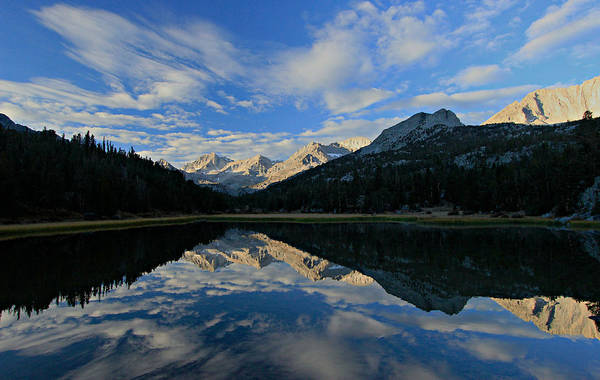 Photograph - When Mountains Kiss In Morning by Sean Sarsfield
