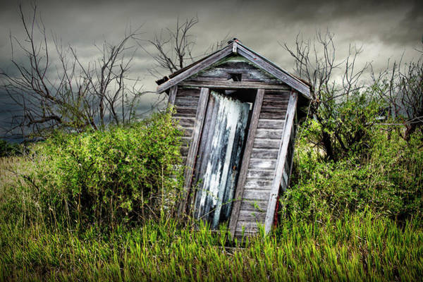 Water Closet Photograph - When Nature Calls by Randall Nyhof