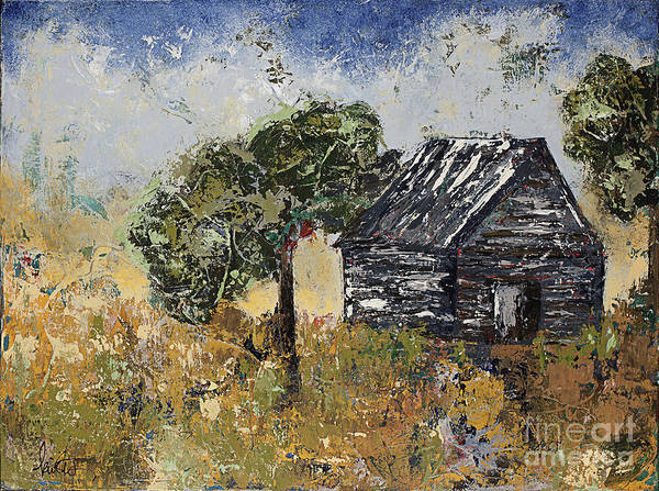 Wall Art - Painting - When September Ends by Kirsten Reed