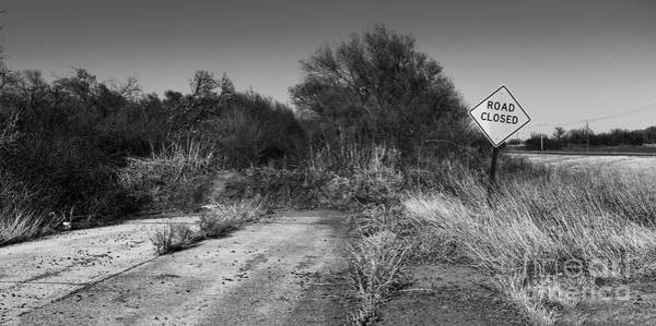 Wall Art - Photograph - Where 66 Ends by Twenty Two North Photography