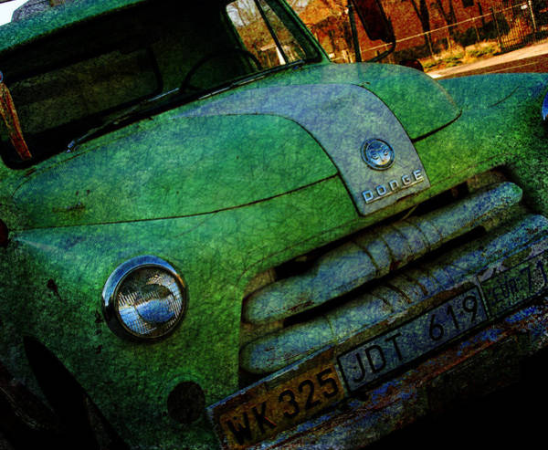 Photograph - Where Are The Good Old Days Gone by Susanne Van Hulst