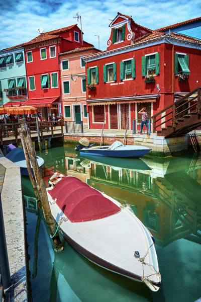 Photograph - Where Did You Park The Boat? by Fine Art Photography Prints By Eduardo Accorinti