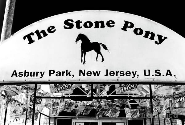 Wall Art - Photograph - Where Dreams Come True At The Stone Pony by John Rizzuto