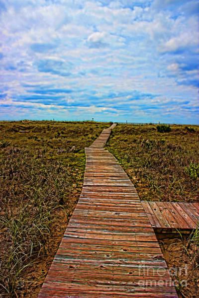 Photograph - Where Is The Beach by Roberta Byram