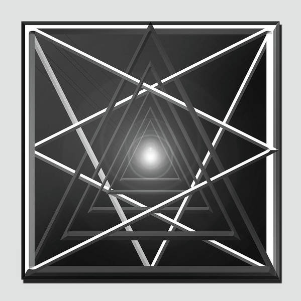 Showpiece Digital Art - Where Is The Manual Bw by Andy Young