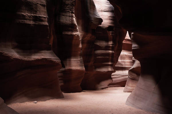 Photograph - Where It Leads - Antelope Canyon by Gregory Ballos