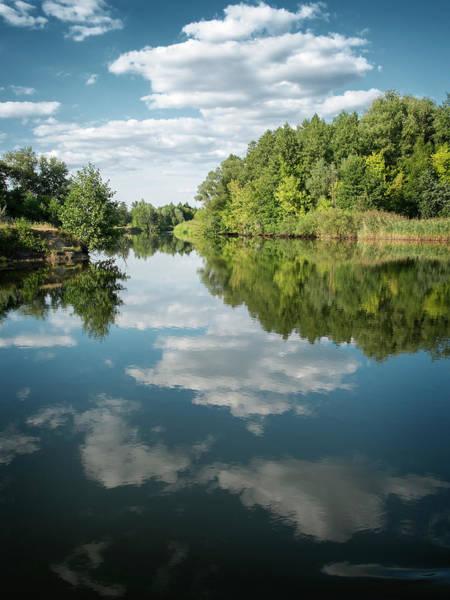 Photograph - Where Reflection Inhabits. Sedniv, 2015. by Andriy Maykovskyi